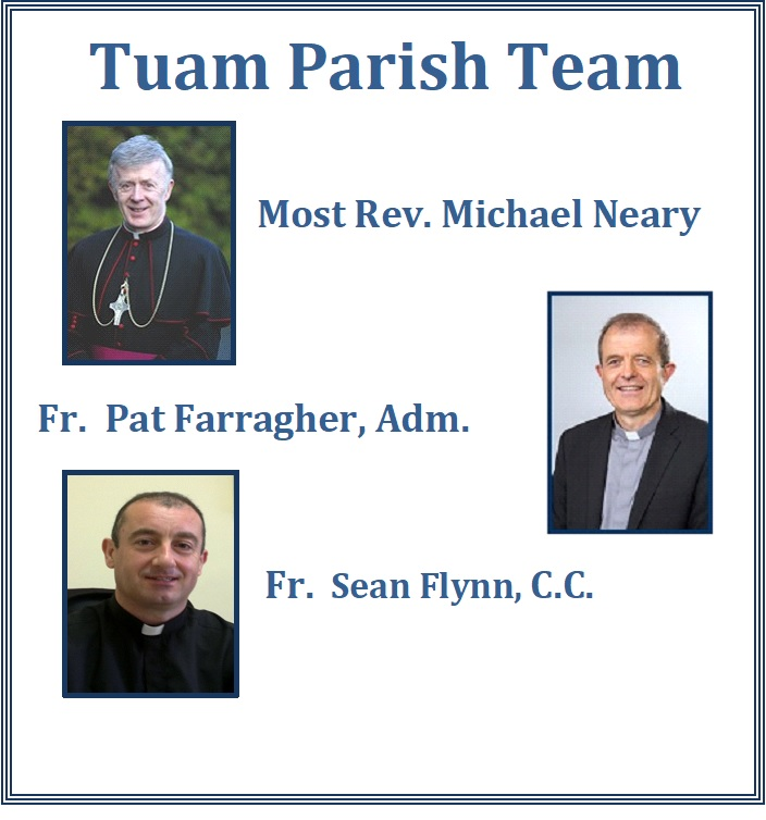 Tuam Parish Team 2017